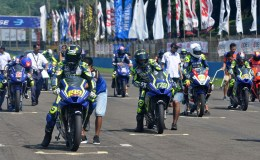 Putaran Final Yamaha Sunday Race 2018