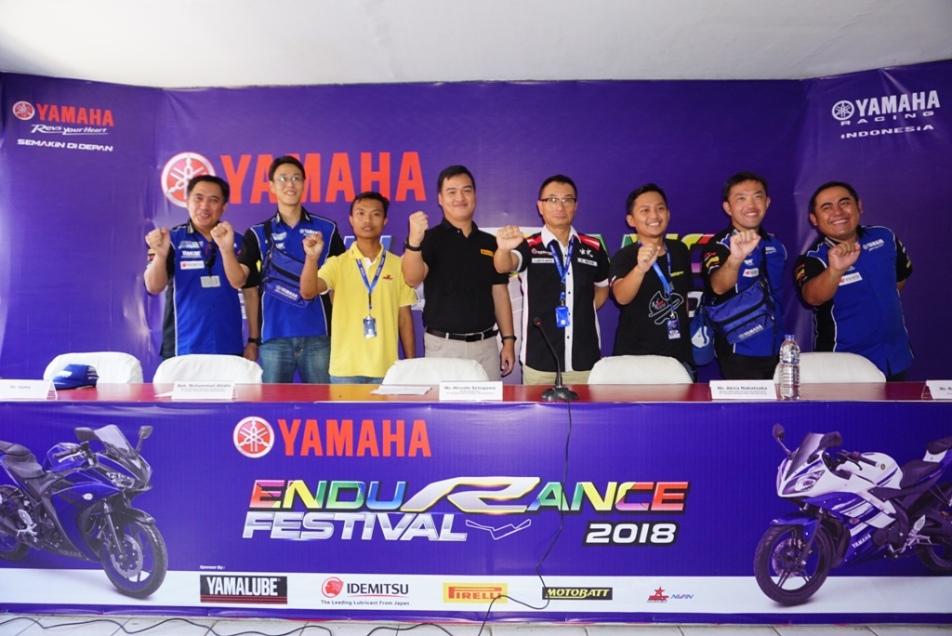 Yamaha Endurance Festival 2018