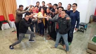 anniversary blog vlog Jateng