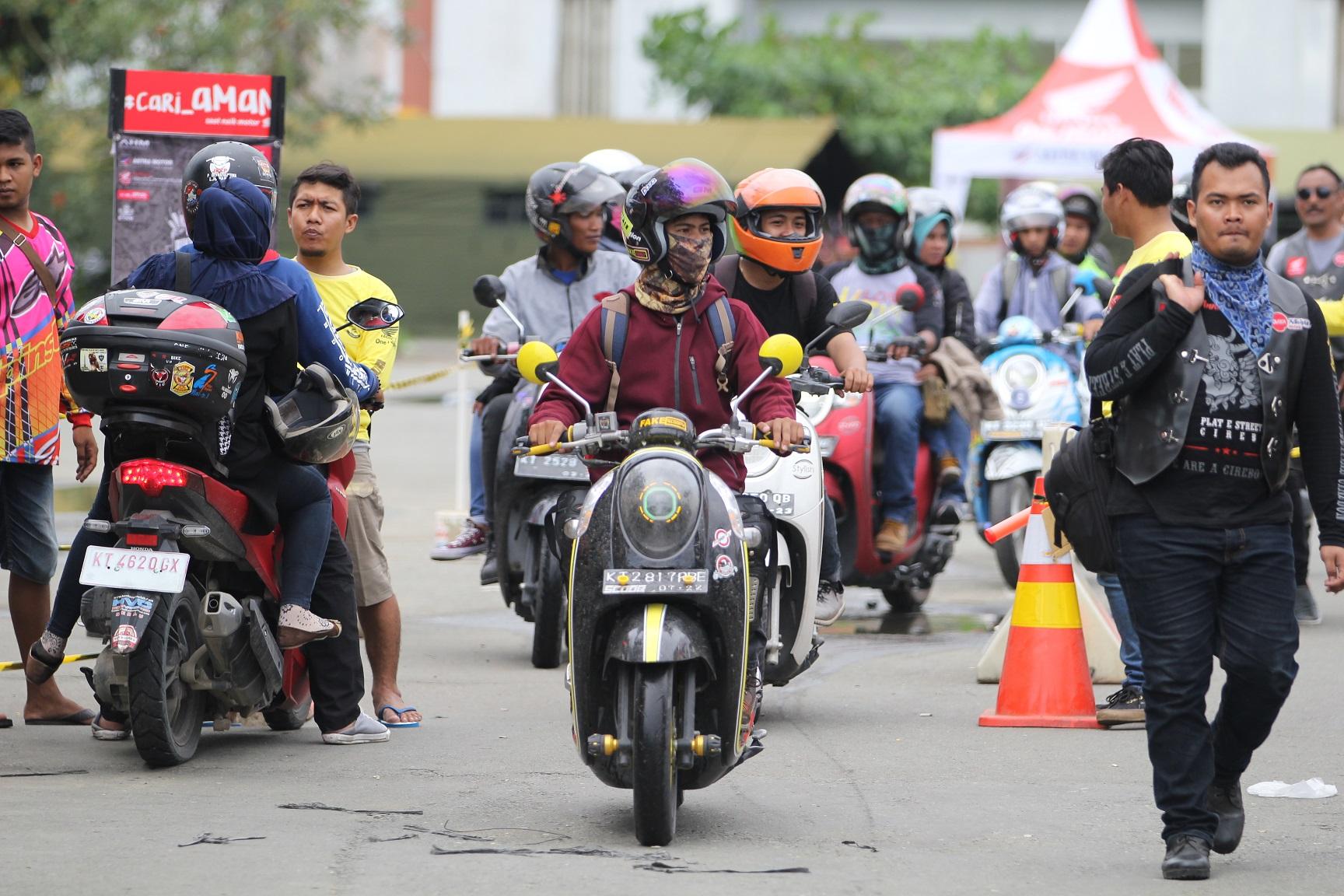 Honda Bikers Day Regional 2018