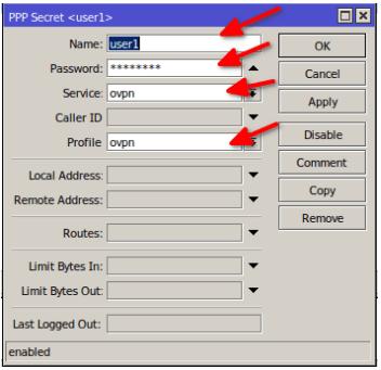 VPN Serbaguna Menggunakan Mikrotik dan OpenVPN