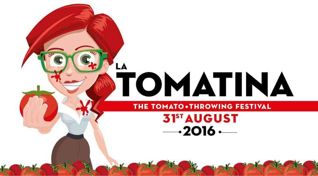 la tomatina: Home of The World's Largest Food Fight