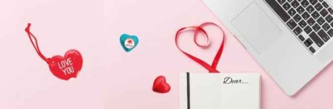 valentines day promo products
