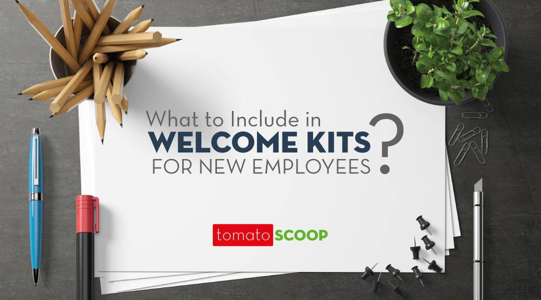 What to Include in a Welcome Kit for new employees?