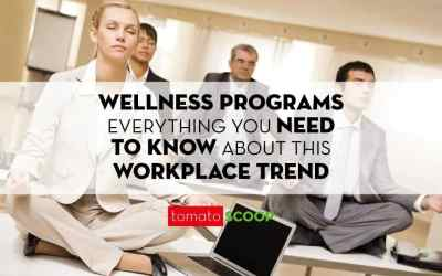 Wellness Programs: Everything You Need to Know About This Workplace Trend