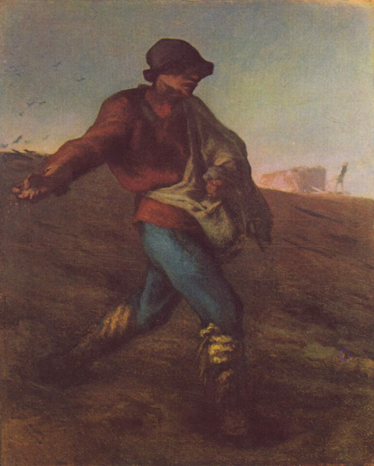 Millet-  The Sower