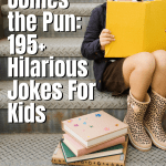 Here Comes The Pun 277 Hilarious Jokes For Kids