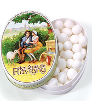 Flavigny sweets & chocolate
