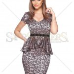 Rochie StarShinerS Mindful Rosa