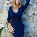 Rochie StarShinerS Sensual Dream DarkBlue
