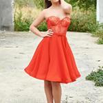 Rochie Ana Radu Magic Look Red