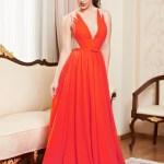Rochie Ana Radu Atmosphere Red