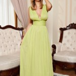 Rochie Ana Radu Distinguished Look LightGreen