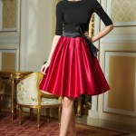 Rochie Artista Misterious Lady Red
