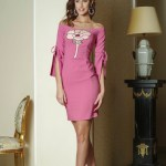 Rochie Artista Simple Beautiful Pink