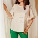 Bluza Veils Eleganta In Dungi