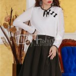 Bluza White Little Bows