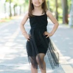 Rochie Copii Ivy Neagra 74 Lei