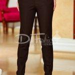 Pantaloni Enough Black