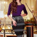 Rochie Purple Blush