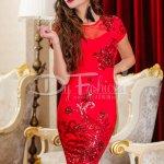 Rochie Red Starlight