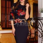 Rochie Timeless Youth Flowers