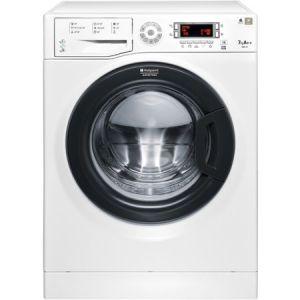 Masina de spalat rufe Hotpoint WMD 722B, 1200 RPM, 7 kg, Clasa A++, Display LCD, Alb pret ieftin