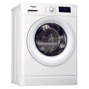 Masina de spalat rufe Slim Whirlpool FWSG71253W FreshCare+, 1200 RPM, 7 kg, Tehnologia al 6-lea Simt, Clasa A+++, Alb ieftina