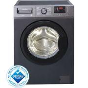 Masina de spalat rufe Slim Arctic APL71222XLAB, 7 kg, 1200 RPM, Clasa A+++, XL Door, Antracit ieftina