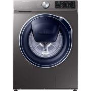Masina de spalat rufe Samsung WW90M644OPX/LE, Tehnologie Quick Drive, AddWash, Eco Bubble, Motor Digital Inverter, Smart Control, 9 kg, 1400 RPM, Clasa A+++, Inox ieftina