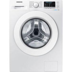 Masina de spalat rufe Samsung Eco Bubble WW70J5345MW/LE, 7 kg, 1200 rpm, Clasa A+++, Alb pret ieftin