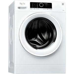 Masina de spalat rufe Whirlpool FSCR70211, 6th Sense, Supreme Care, 7 kg, 1200 RPM,Touch Control, Motor SenseInverter, Clasa A+++, 60 cm, Alb pret ieftin