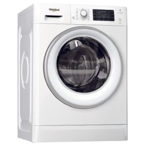 Masina de spalat rufe Whirlpool FWD91496WS EU, 9 Kg, 1400rpm, Clasa A+++, Alb pret ieftin