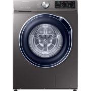Masina de spalat rufe Samsung WW90M644OBX/LE, Quick Drive, Q-Drum, Q-rator, Eco Bubble, Smart Control, 9kg, 1400 rpm, 60 cm, Clasa A+++, Inox ieftina
