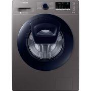 Masina de spalat rufe Samsung Add Wash WW80K44305X/LE, 8 kg, 1400 RPM, Clasa A+++, Motor Digital Inverter, Display LED, Smart Check, Inox ieftina