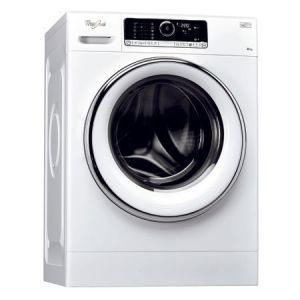 Masina de spalat rufe Whirlpool FSCR80423, 6th Sense, Supreme Care, 8 kg, 1400 RPM, Direct Drive, Touch Control, Clasa A+++, 60 cm, Alb pret ieftin