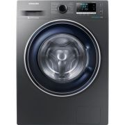 Masina de spalat rufe Samsung WW70J5246FX/LE, EcoBubble, Motor Inverter Digital, 7 kg, 1200 RPM, Clasa A+++, 60 cm, Inox ieftina