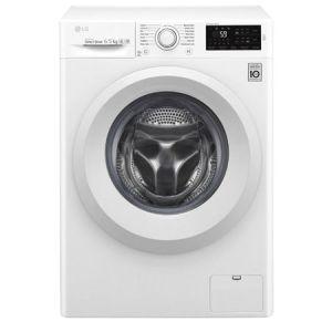 Masina de spalat rufe LG Titan C5 F0J5WN3W, 6.5 kg, 1000 RPM, Clasa A+++, Alb pret ieftin