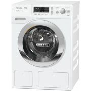 Masina de spalat rufe cu uscator Miele WTH730 WPM, Spalare 7 Kg, Uscare 4 kg, 1600 rpm, Clasa A, Alb ieftina