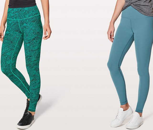 Here Are Four Pairs Of Yoga Pants Just Nice Enough To Wear To Your Job Where You Teach Yoga