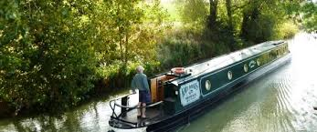 Canal boat holiday better tgan camping?