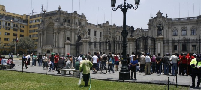 Laat in Lima