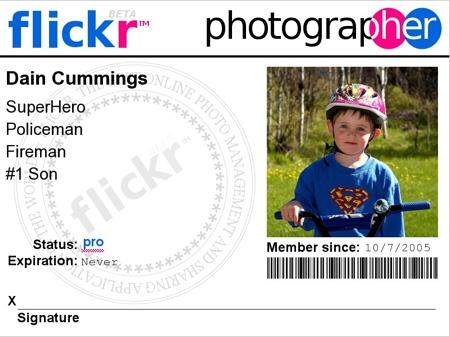 Dain Flickr Badge