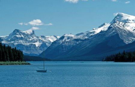 Jasper Lake BC