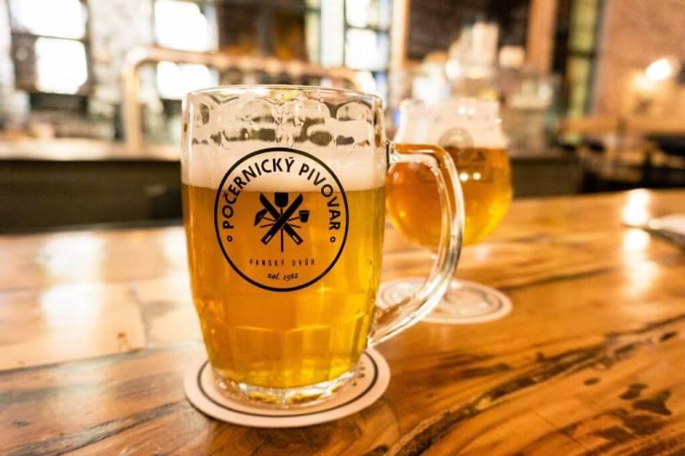 Počernický Pivovar is a local brewery in Prague, Czech Republic.