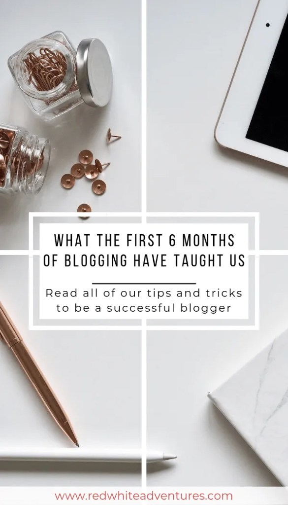 Blogging from home and working from home.