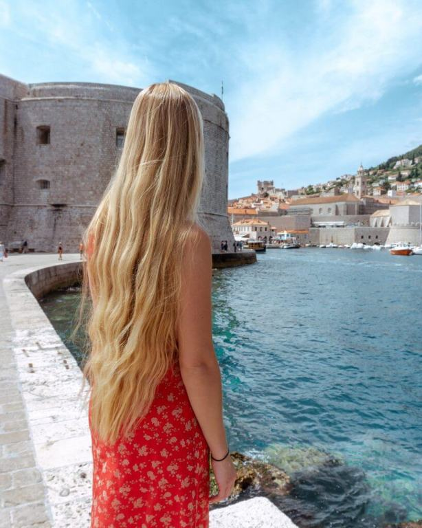 Amazing views and great hikes in Dubrovnik.