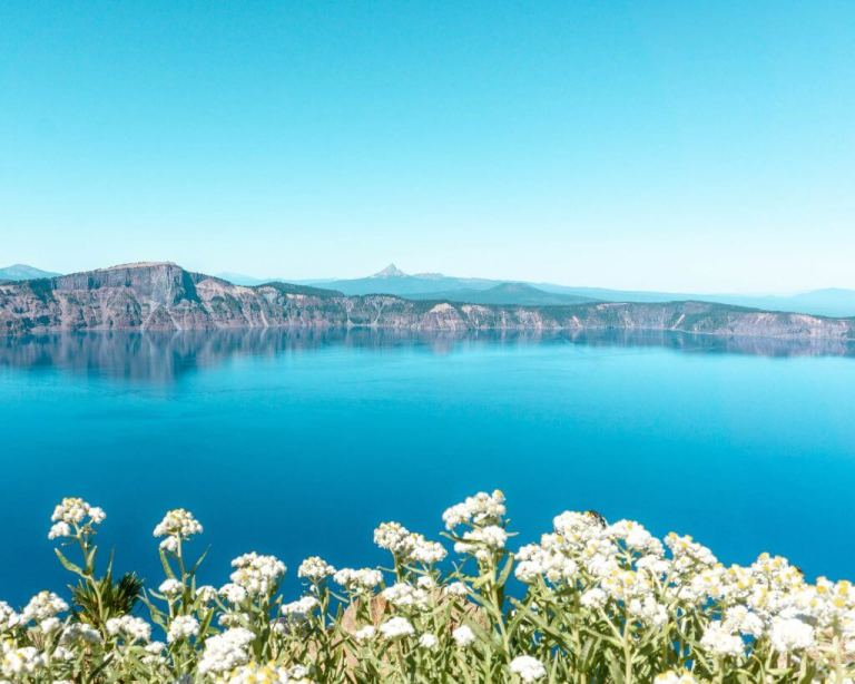 Crater Lake, Oregon!
