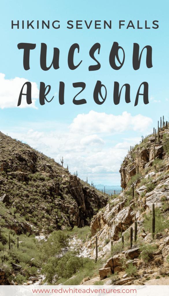 Tucson Pin for Pinterest.