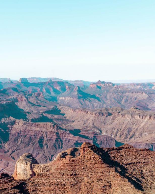 Views from the South Rim.